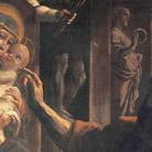 Mattia Preti. San Luca dipinge la Madonna con il Bambino