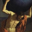 Atlante che sostiene il globo celeste