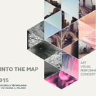 Video Sound Art Festival. The man into the map