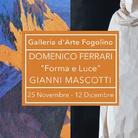 Domenico Ferrari e Gianni Mascotti. Forma e Luce