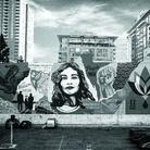 Shepard Fairey, Defend Dignity Mural, LA | Foto: Jon Furlong
