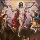 """Restauro del dipinto """"La Resurrezione"""" del Passignano"""