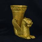 Ecbatana di periodo achemenide, V secolo a.C., da Hamadan (Iran occidentale), Oro, 19.5 x 12.8 x 22.3 cm, 892 gr | Photo © Gianluca Baronchelli
