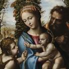 Sodoma, Sacra Famiglia con San Giovannino