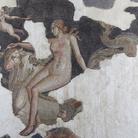 Presentazione del Mosaico con raffigurazione di Nereide e del Mosaico con raffigurazione di pesci