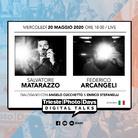 TPD Digital Talks #04 / Salvatore Matarazzo & Federico Arcangeli