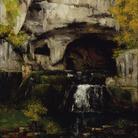 Gustave Courbet, La sorgente del Lison, 1864.