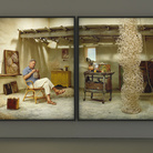 Rodney Graham. More Pipe Cleaner Art!