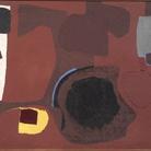 Alberto Burri, Catrame (1950). Collezione Privata, Galleria Tornabuoni Arte