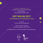 Art Milan 2017 - Contemporary Art Exposition of China