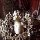 La balaustra del trono di Palazzo Reale restaurata