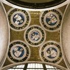 Soffitto della Cappella Martini