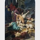 Antonio Ciseri, I Maccabei, 1857-1863, olio su tela, cm 463,5 x 265,5. Firenze, Chiesa di Santa Felicita. Foto Antonio Quattrone