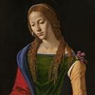 Piero di Cosimo (Firenze 1462 - 1521), Maddalena, Tempera su tavola, 72.5 x 76 cm, Roma, Gallerie Nazionali Barberini Corsini