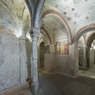 A Milano riapre la cripta di San Sepolcro, con affreschi e scoperte inedite