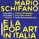 Mario Schifano e la Pop Art in Italia