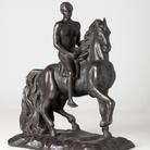 Giorgio de Chirico, Ippolito, scultura in bronzo. © Courtesy Galleria d'Arte Maggiore, Bologna.