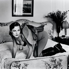 Helmut Newton, Saddle I, from the series Sleepless Nights, Paris 1976 | © Helmut Newton Estate
