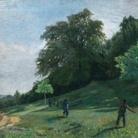 Alberto Issel tra pittura e