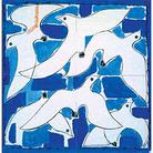 Depero, Gio Ponti, Paulucci, Pomodoro, Scanavino, Carmi, Luzzati, Costantini. Tessuti d'artista. Design e moda nella produzione della MITA 1926-1976