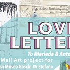 LOVE LETTER to Marieda & Antonio
