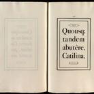Segni esemplari. Omaggio al Manuale tipografico di Giambattista Bodoni