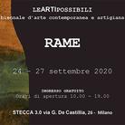 BIENNALE LEARTIPOSSIBILI 2020 - RAME