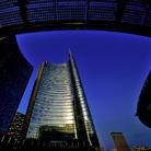 Gianni Baini. Milano a portata di cielo