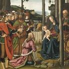 Perugino. L'Adorazione dei Magi