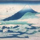 Alla Galleria Elena Salamon il mondo fluttuante di Hiroshige, Hokusai, Utamaro