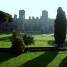 Terme di Caracalla, 2016, Veduta Archivio fotografico della Soprintendenza Speciale per il Colosseo e l'area archeologica centrale di Roma