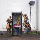 Sparisce il murale di Banksy dedicato a Snowden