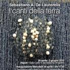 Sebastiano A. De Laurentiis. I canti della terra