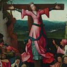 Jheronimus Bosch, Trittico di Santa Liberata o Wilgerfortis, 1497 circa, Gallerie dell'Accademia, Venezia