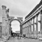 La Via Colonnata e l'Arco Severiano, Palmira | Foto © Elio Ciol