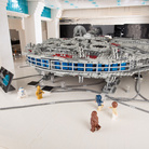 Star Wars is Back! Esposizione di Mattoncini Lego®