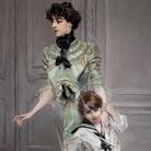 Giovanni Boldini, Ritratto della signora Hugo e suo figlio, 1898, Collezione privata | Courtesy of Massimo Vecchia