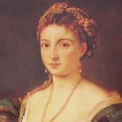 """""""La Bella"""" di Tiziano restaurata a Palazzo Pitti"""