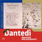 #Dantedì, la Reggia di Caserta racconta il suo legame con il sommo Poeta