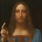 All'asta a New York il Salvator Mundi di Leonardo