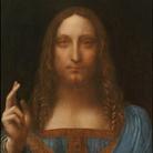 All'asta a New York il Salvator Mundi di Leonardo