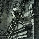 Giovanni Battista Piranesi, Veduta interna della Camera sepolcrale nella Villa Casali, da Le Antichità Romane (tomo II), 1756 | Courtesy of Museo di Roma