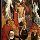 Caltagirone-Musei Vaticani A/R. Il Trono di Grazia del fiammingo van der Stockt in mostra dopo un restauro