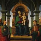 La Pala dei Decemviri del Perugino