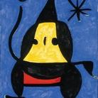 Joan Miró, Senza Titolo, 1978, Olio su tela, 92 x 73 cm