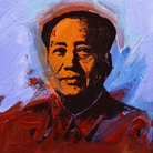Andy Warhol, Mao, 1964. Courtesy The Brant Foundation, Greenwich, CT, USA. © The Andy Warhol Foundation for the Visual Arts Inc. by SIAE 2013