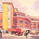 Disegni per una città moderna. Genova negli acquerelli di Aldo Raimondi