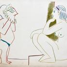 Picasso, Braque e Cocteau si incontrano alla Salamon
