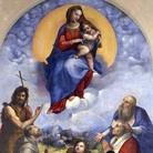 Raffaello Sanzio, Madonna di Foligno, 1513-1514 circa, Musei Vaticani, Roma