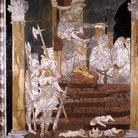 Particolare del Pavimento del Duomo di Siena: Strage degli Innocenti
